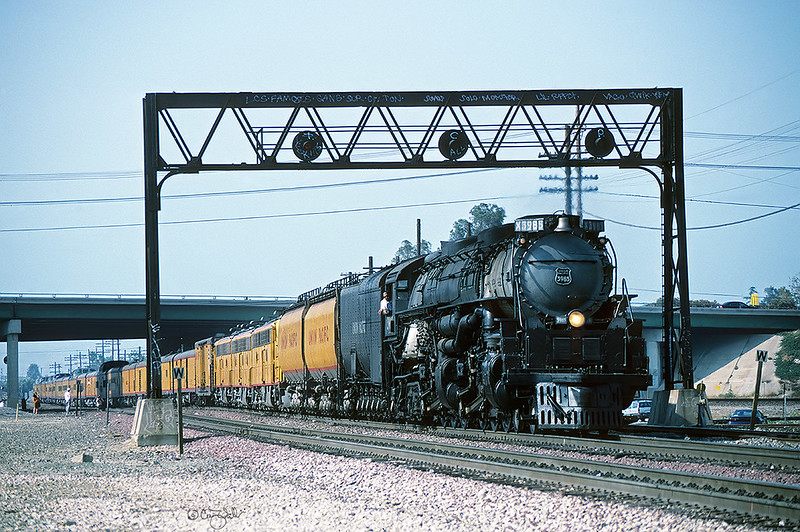 railroad growth up challenger