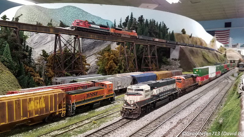 why are model trains popular
